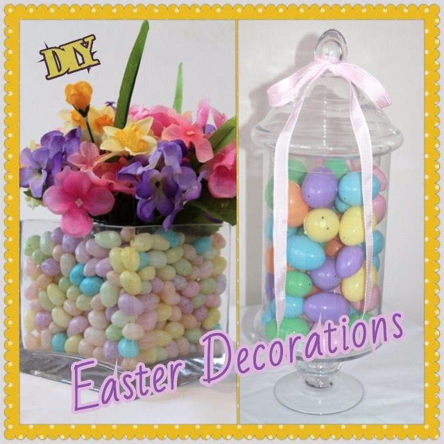 hMWQgM8 - Decoraciones de Pascua ! Fáciles y por solo unos dólares
