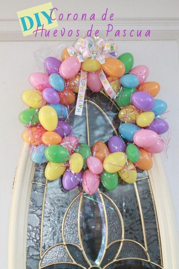 vcmZVcP e1426223208979 - DIY Corona para día de Pascua por $6