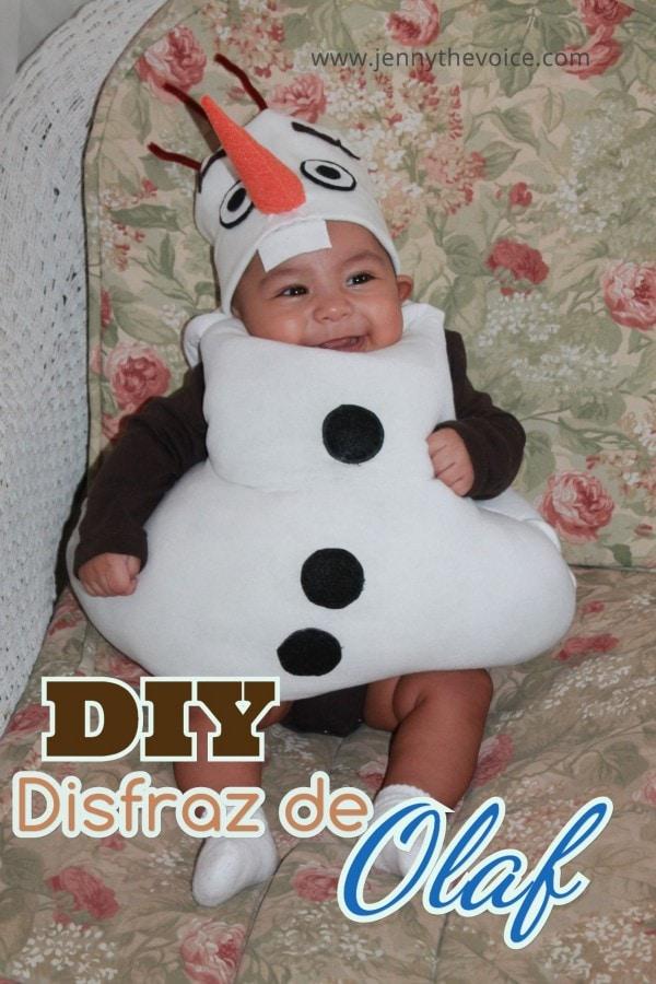 5IVa3qu e1446569363595 - DIY : Disfraz de Olaf para bebés