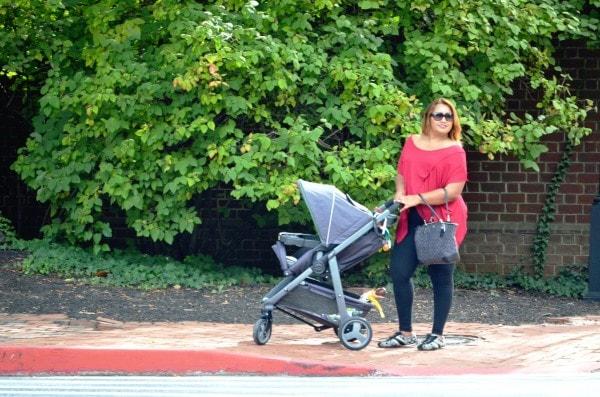 IMG 1352 e1445579699621 - Luce bella mientras te ejercitas con tu bebé