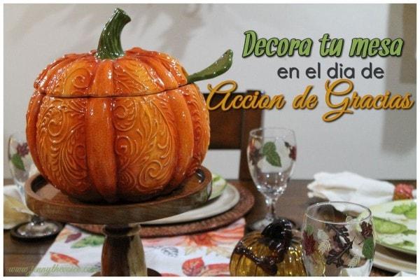 1AKLZIR e1448415590441 - Como presentar tu mesa en el dia de Thanksgiving