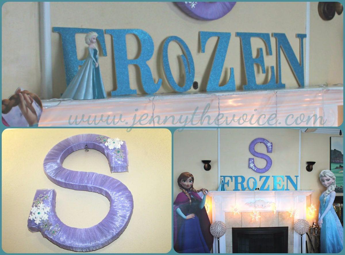 CkFUNsf - Frozen Birthday party : Sofi ya cumplió 3 años