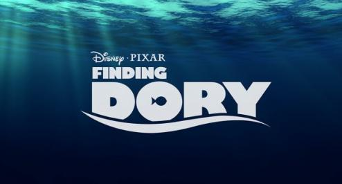 "FindingDoryLogoTemp small 610x342 - ""Finding Dory"" por fin esta lista para estrenarse en la pantalla grande"