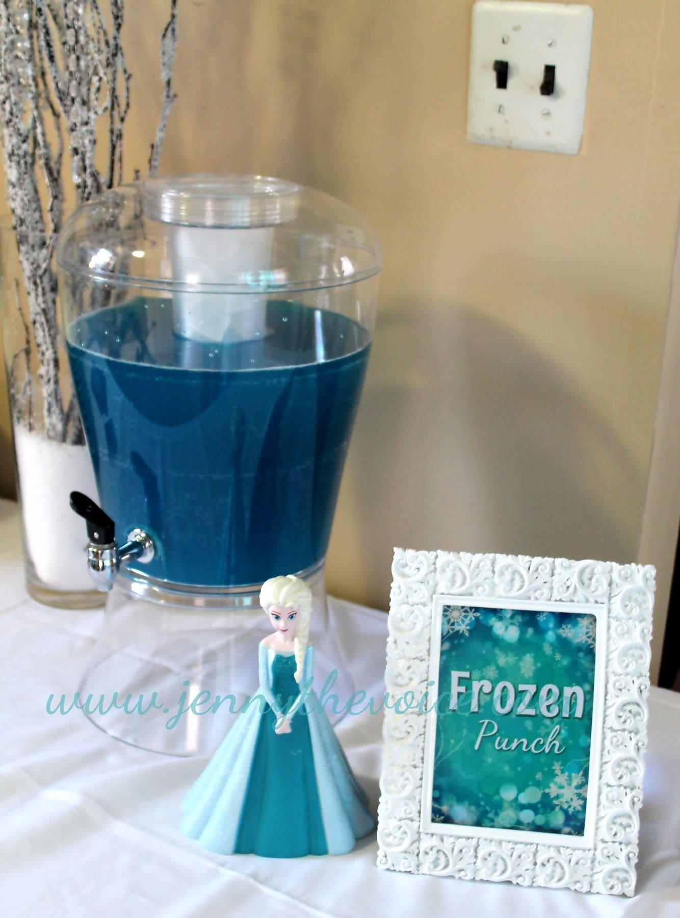 HtEXGhD - Frozen Birthday party : Sofi ya cumplió 3 años