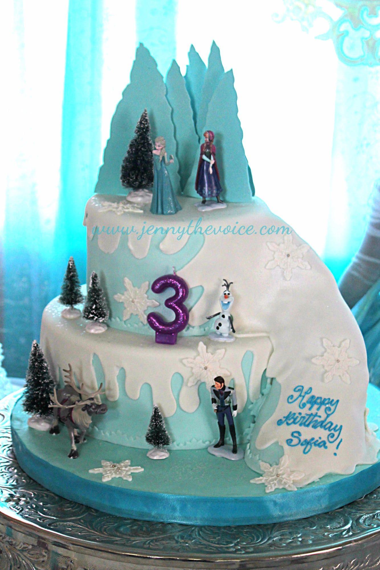 Pfp35iV - Frozen Birthday party : Sofi ya cumplió 3 años
