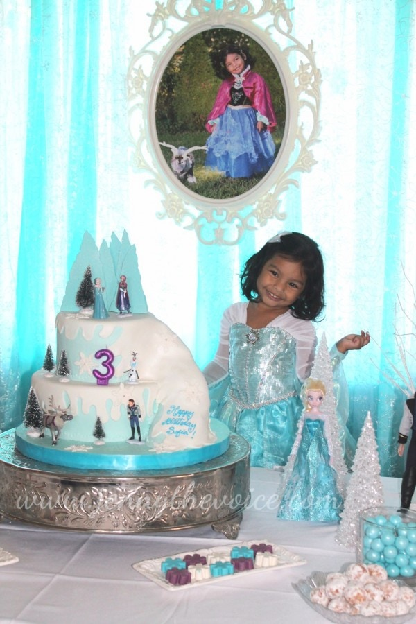 v1XwJXx e1448083815344 - Frozen Birthday party : Sofi ya cumplió 3 años