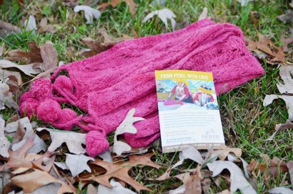 IMG 3078 e1450641584255 - Una bufanda unica hecha con amor y dedicación