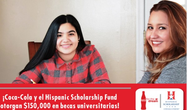 Screen Shot 2016 02 07 at 2.54.51 AM e1454831765770 - Coca Cola #FortheDream Scholarship Program para nuestros estudiantes latinos