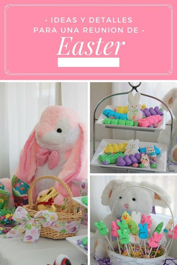 ideas y detalles • 1 e1457404594932 - Decoración de Fiesta de día de Pascua para Niños
