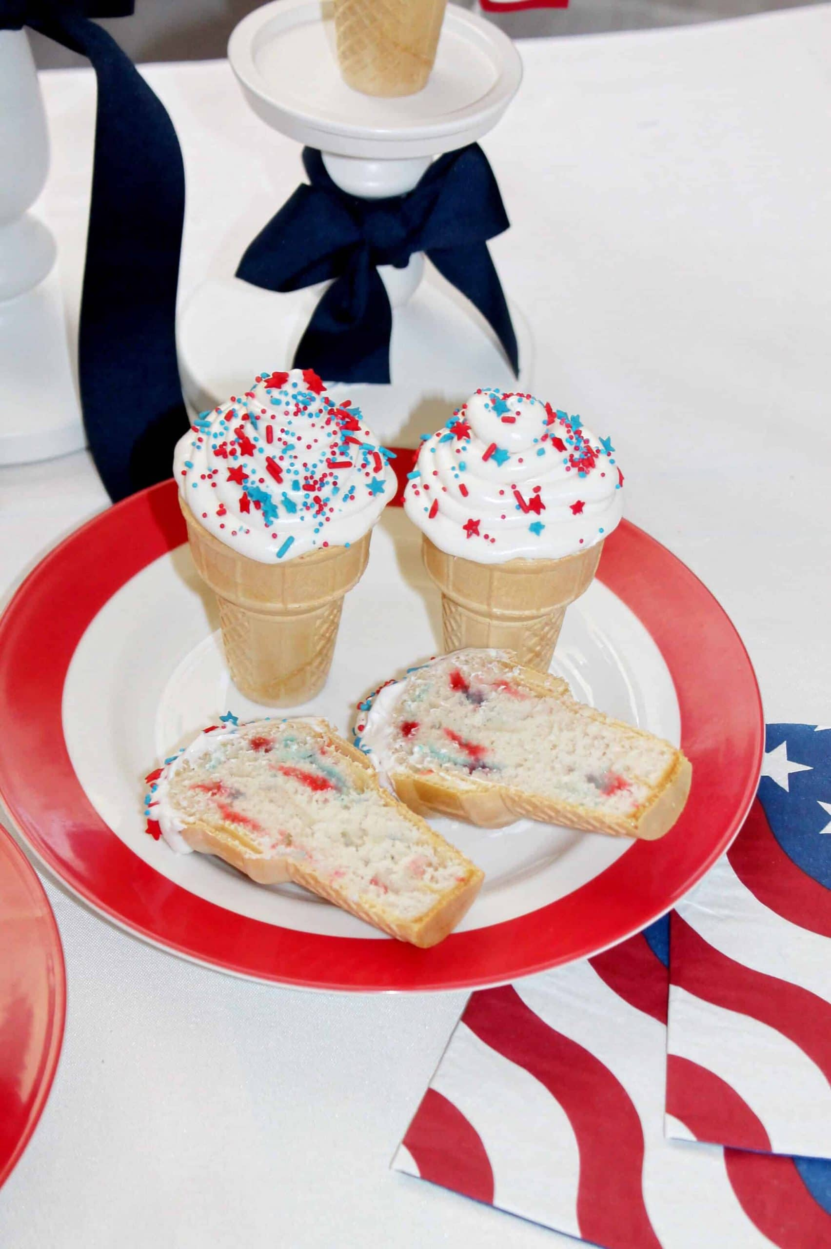 4th of July Ice Cream Cones 7 scaled - 4th of July Ice Cream Cones