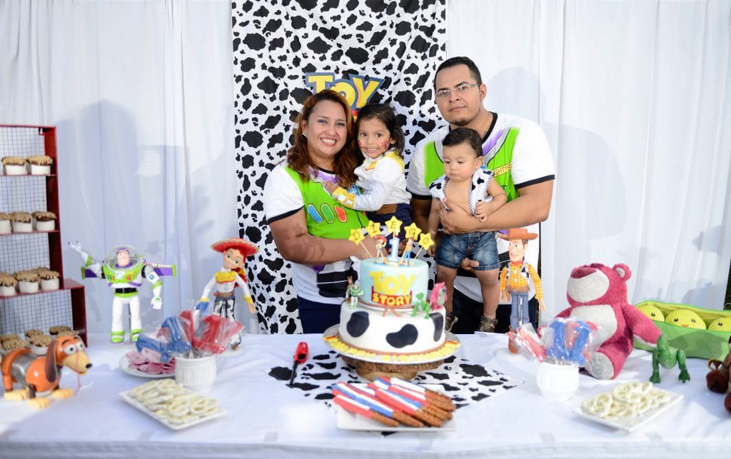Toy Story Party Ideas Primer Cumpleaños De Diego