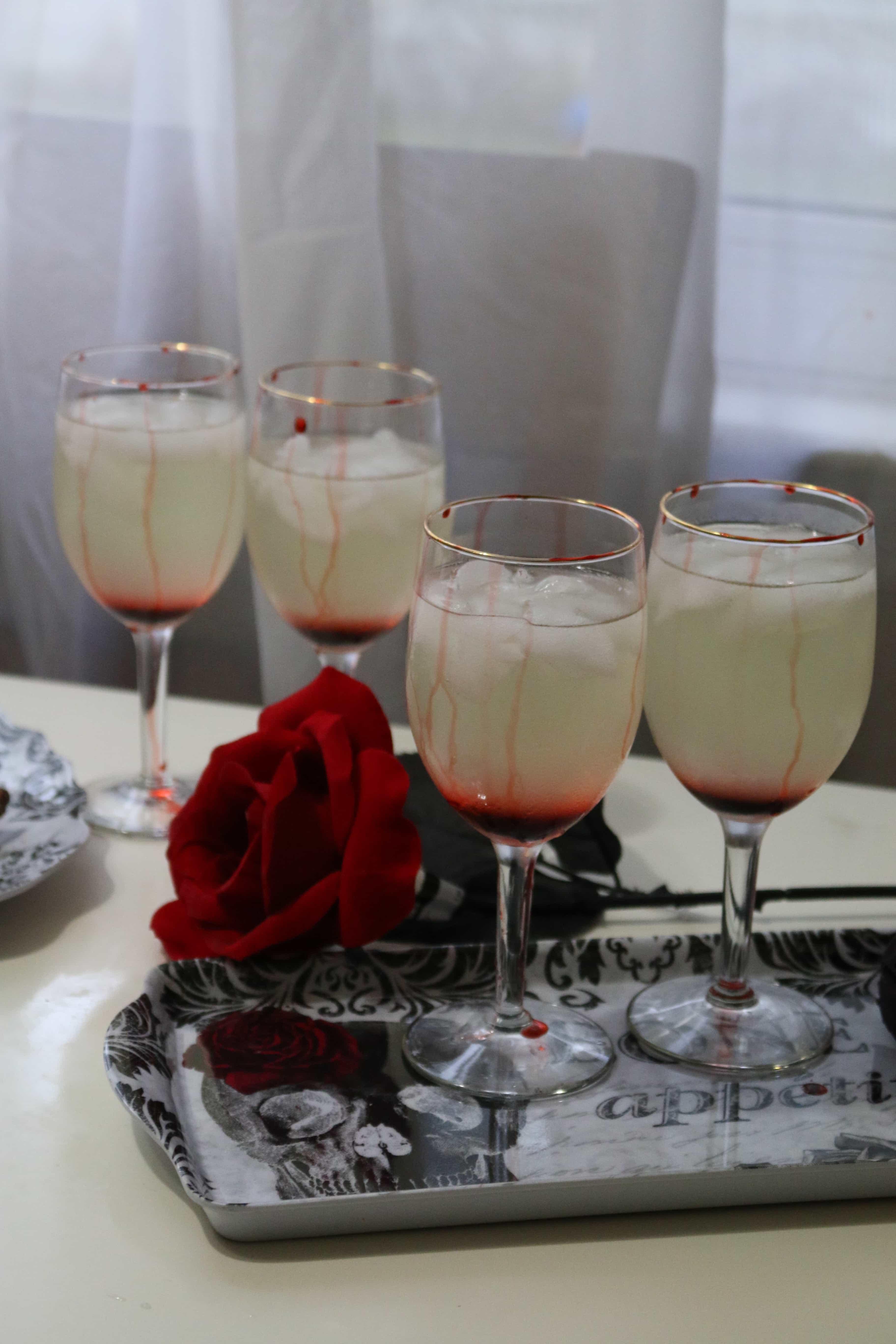 IMG 7236 - Bloody Lemonade para Halloween
