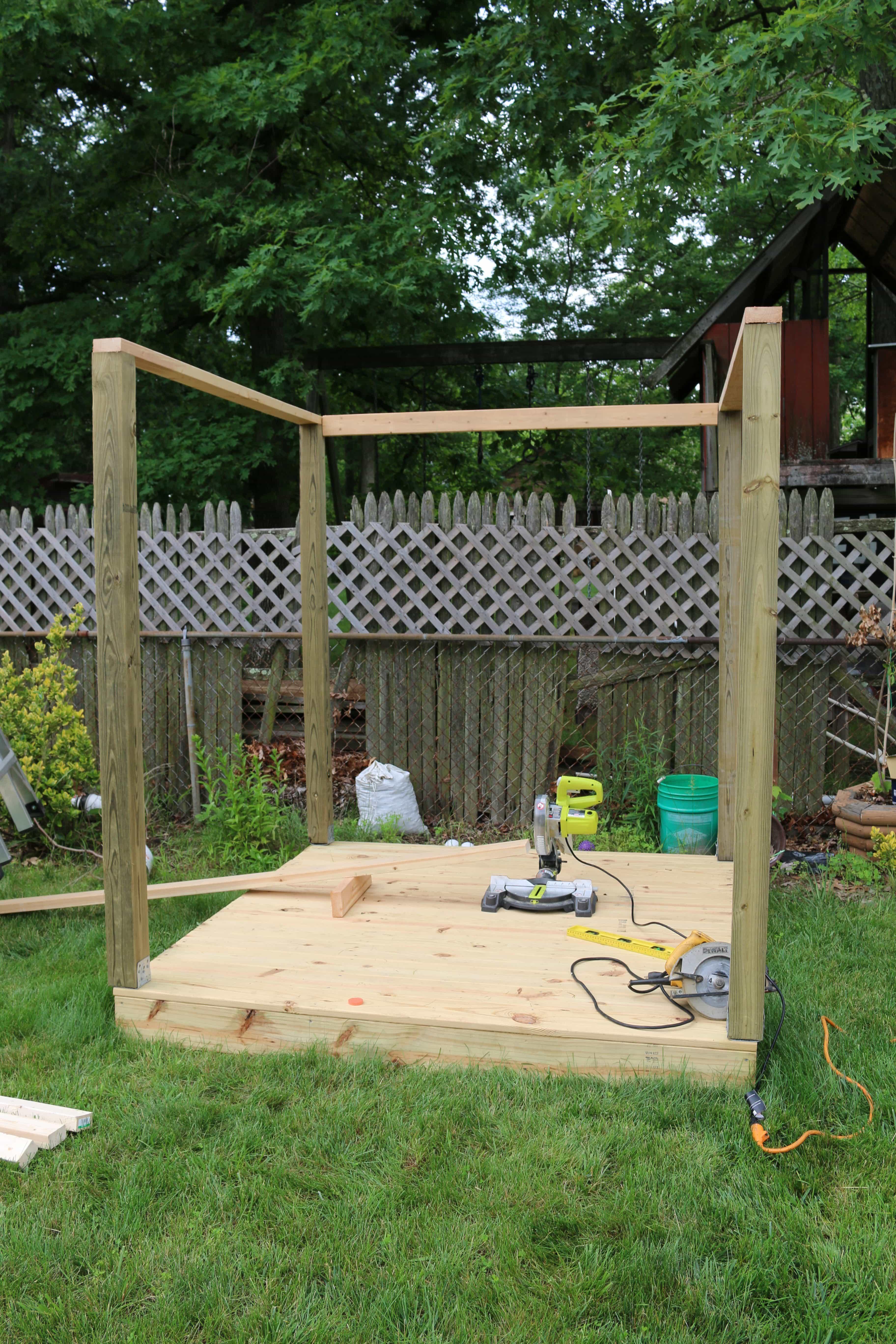 2 e1523592655864 - Cómo construir una casita de juegos para el jardín