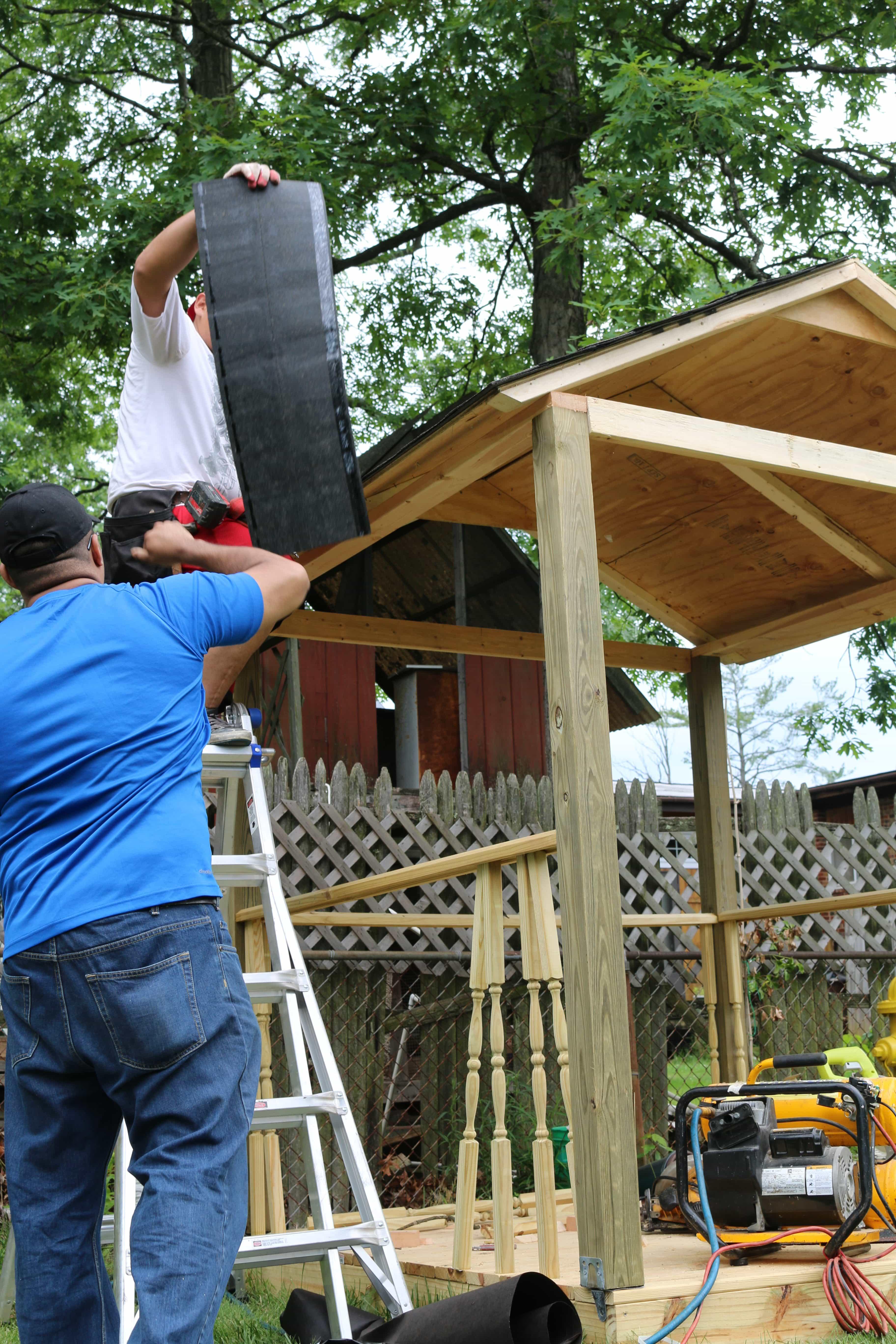 5 e1523620152675 - Cómo construir una casita de juegos para el jardín