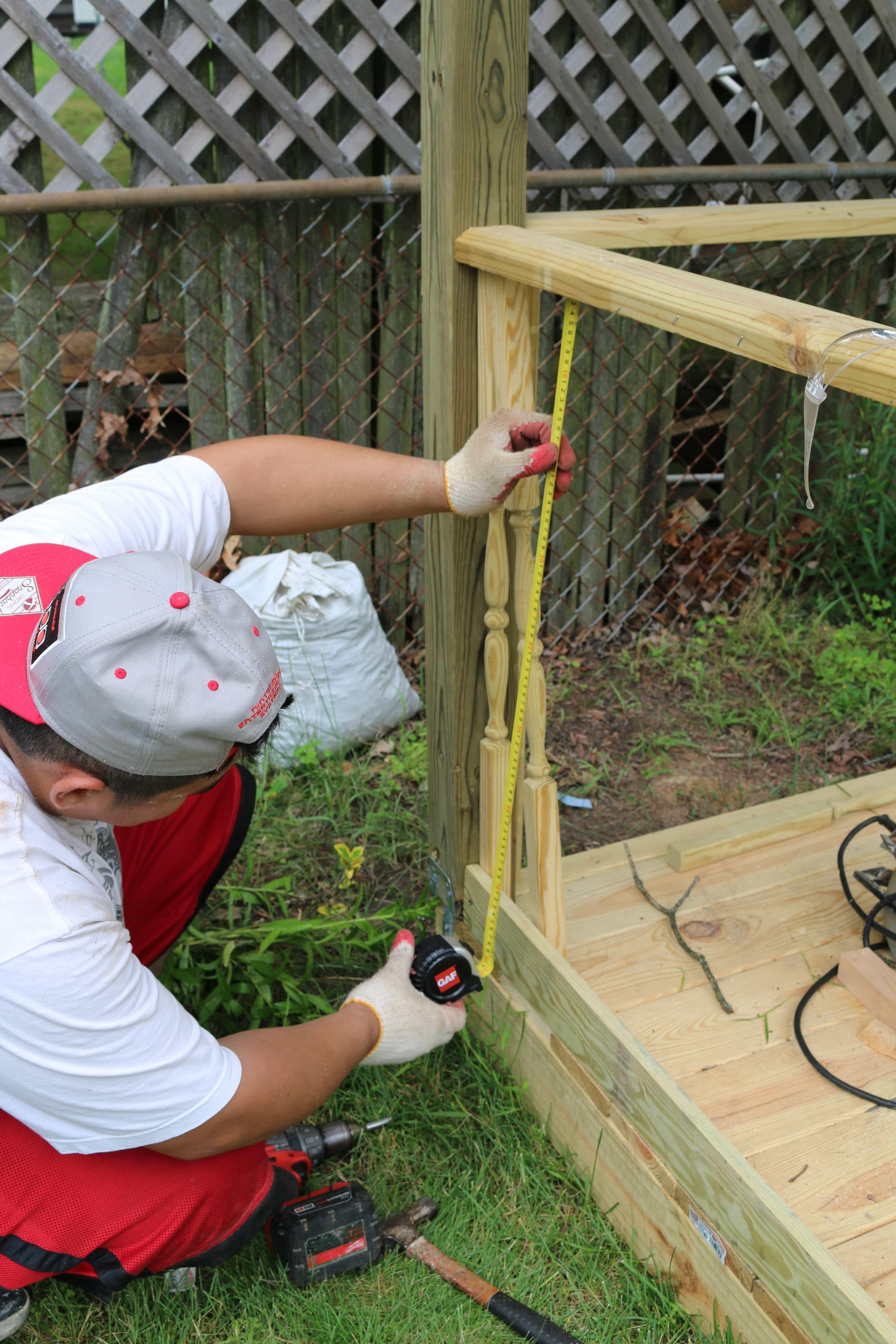 9 e1523620198918 - Cómo construir una casita de juegos para el jardín