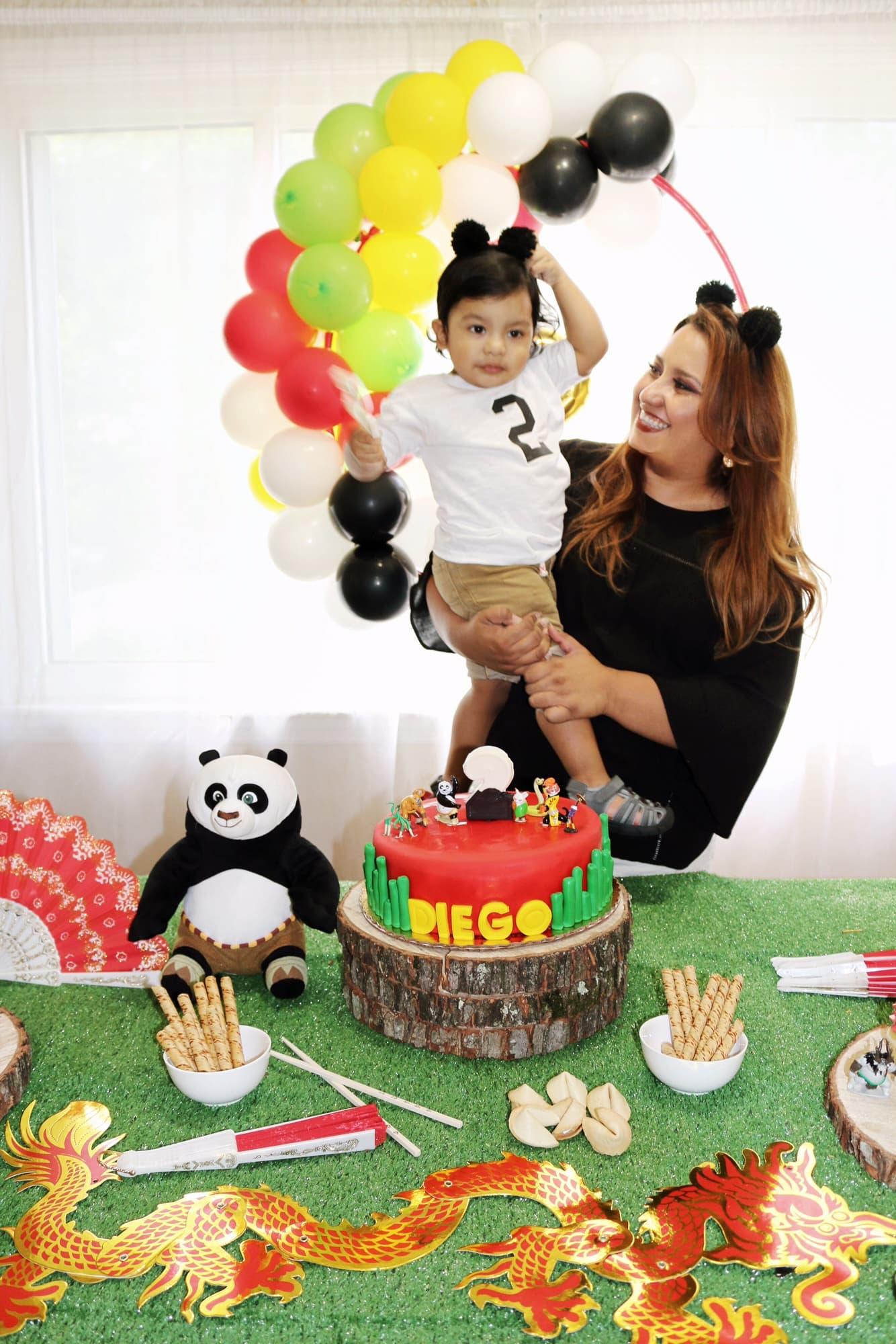 Kung Fu Panda Birthday Party Ideas Jenny The Voice