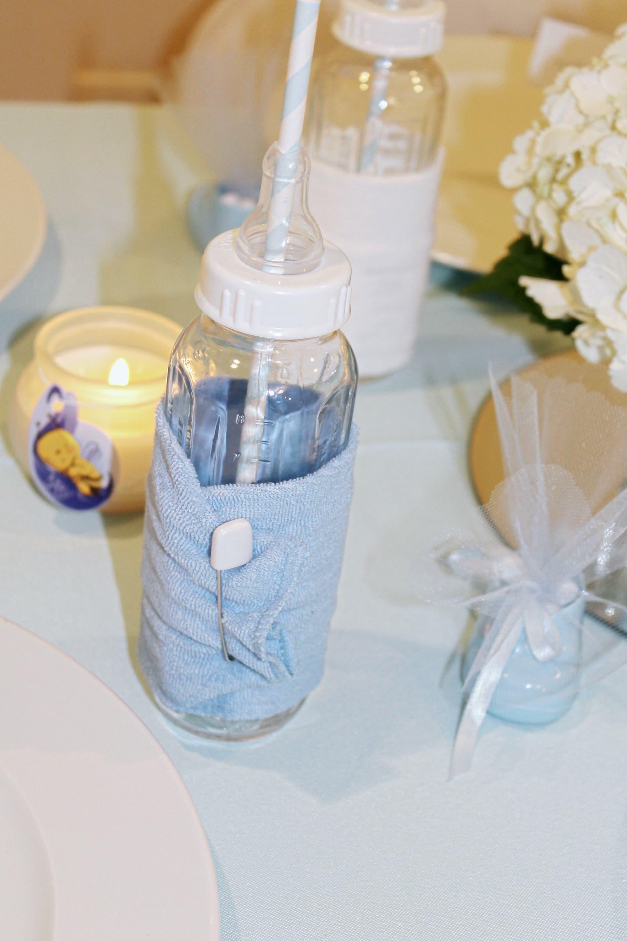IMG 2451 - Teddy Bear Baby Shower Decoration