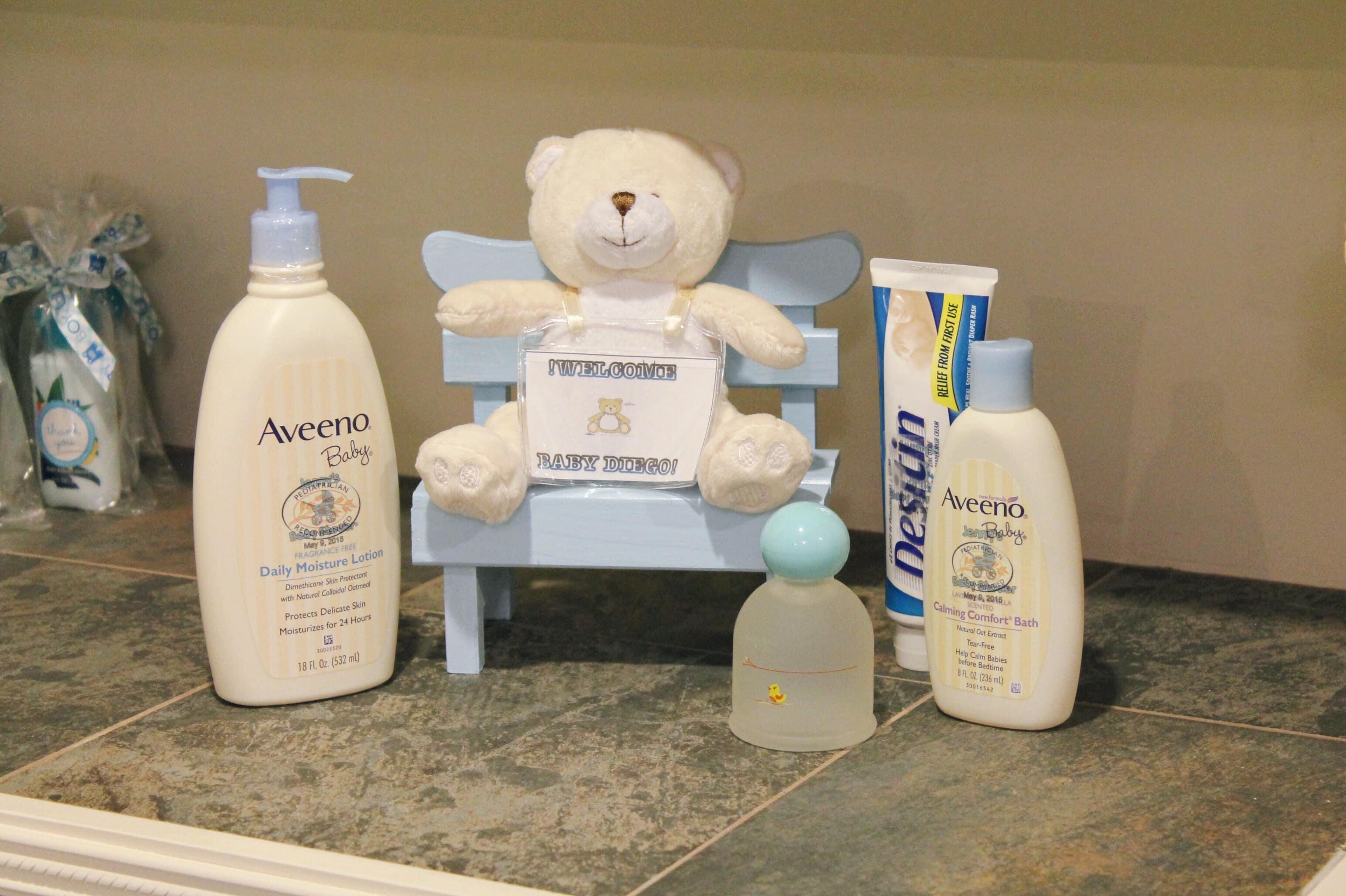 IMG 2453 - Teddy Bear Baby Shower Decoration