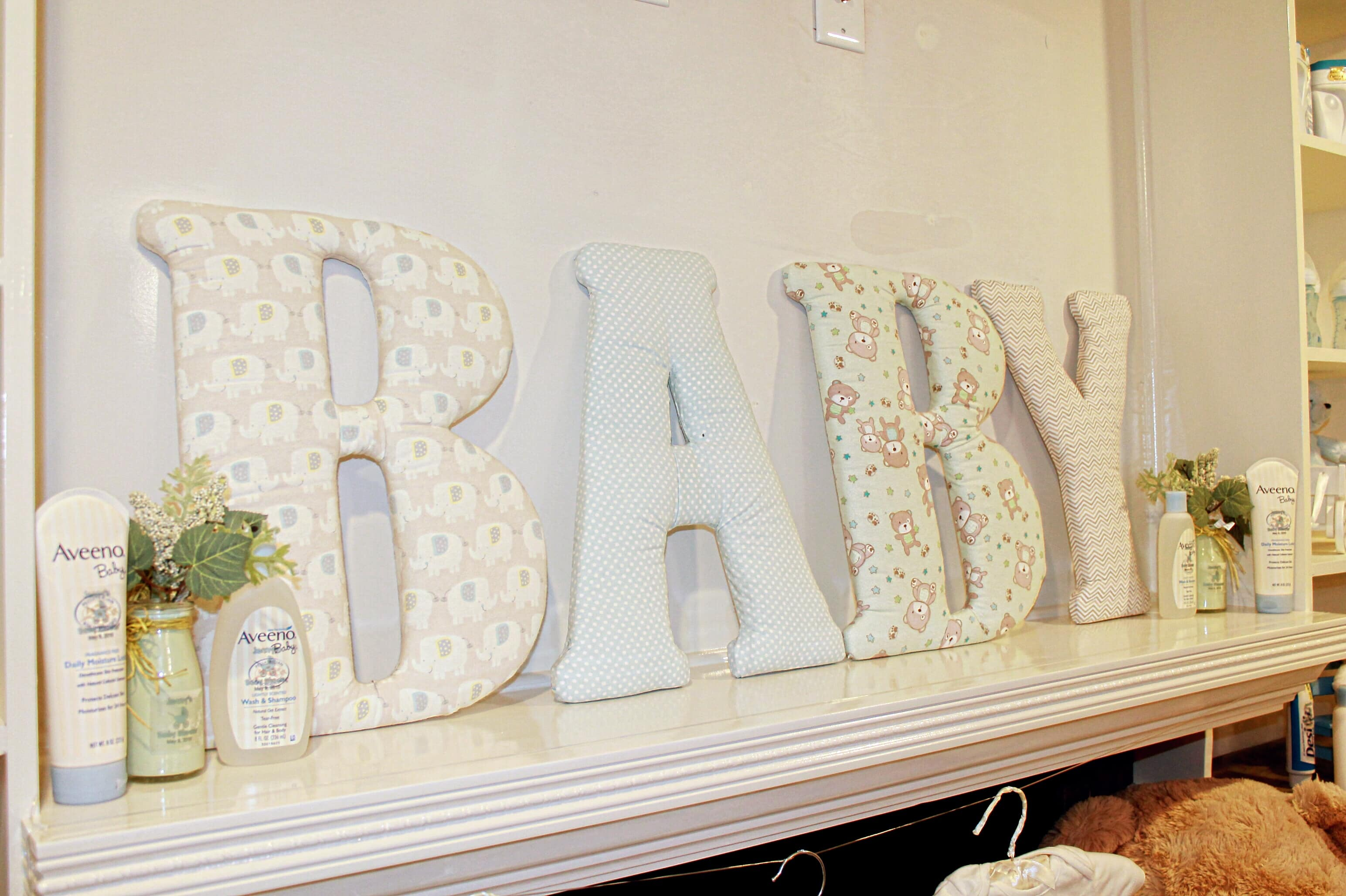 IMG 2458 - Teddy Bear Baby Shower Decoration