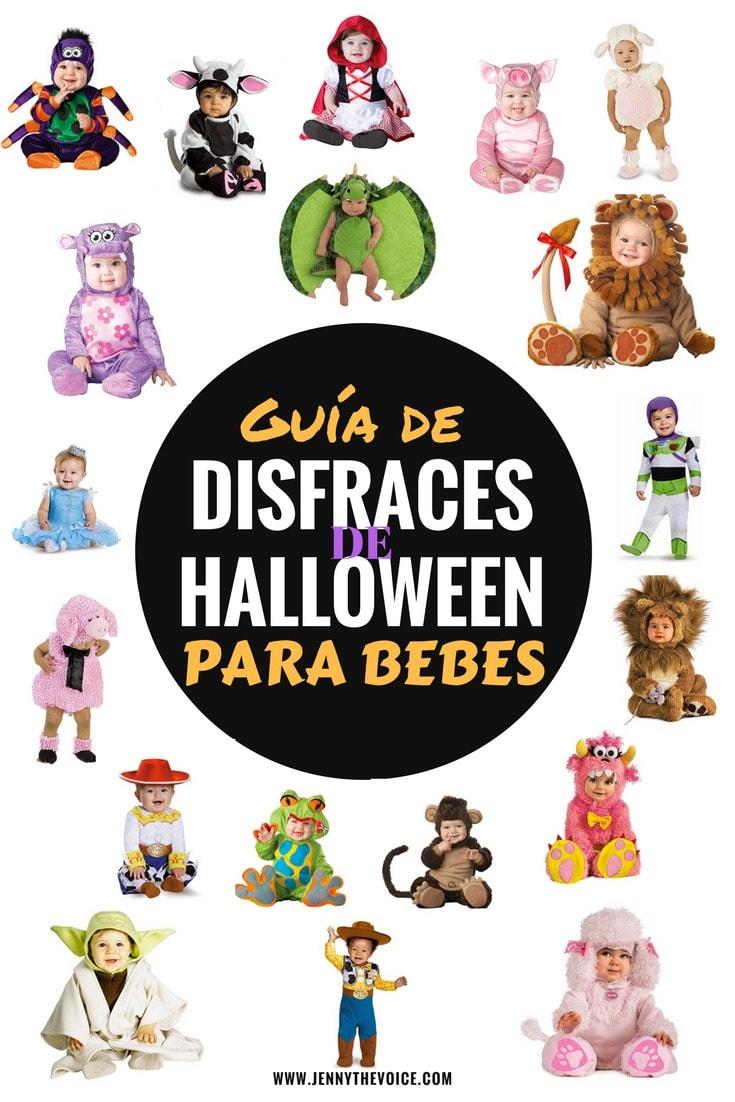 Disfraceshalloween 1 - Guía de disfraces de Halloween para bebes