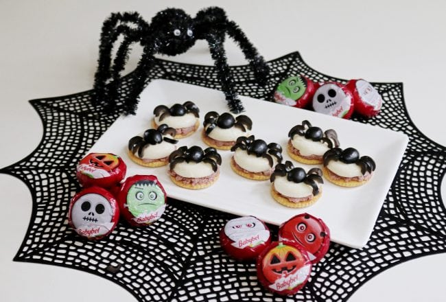 Halloween-Party-Ideas-Spider-Treats-food