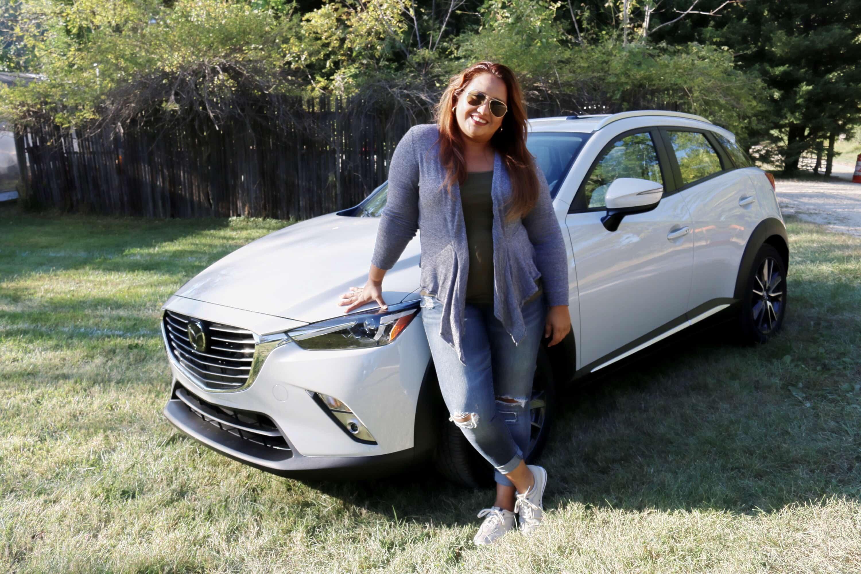 Enlight710 - Mazda CX 3 2018: Una extraordinaria aventura en familia