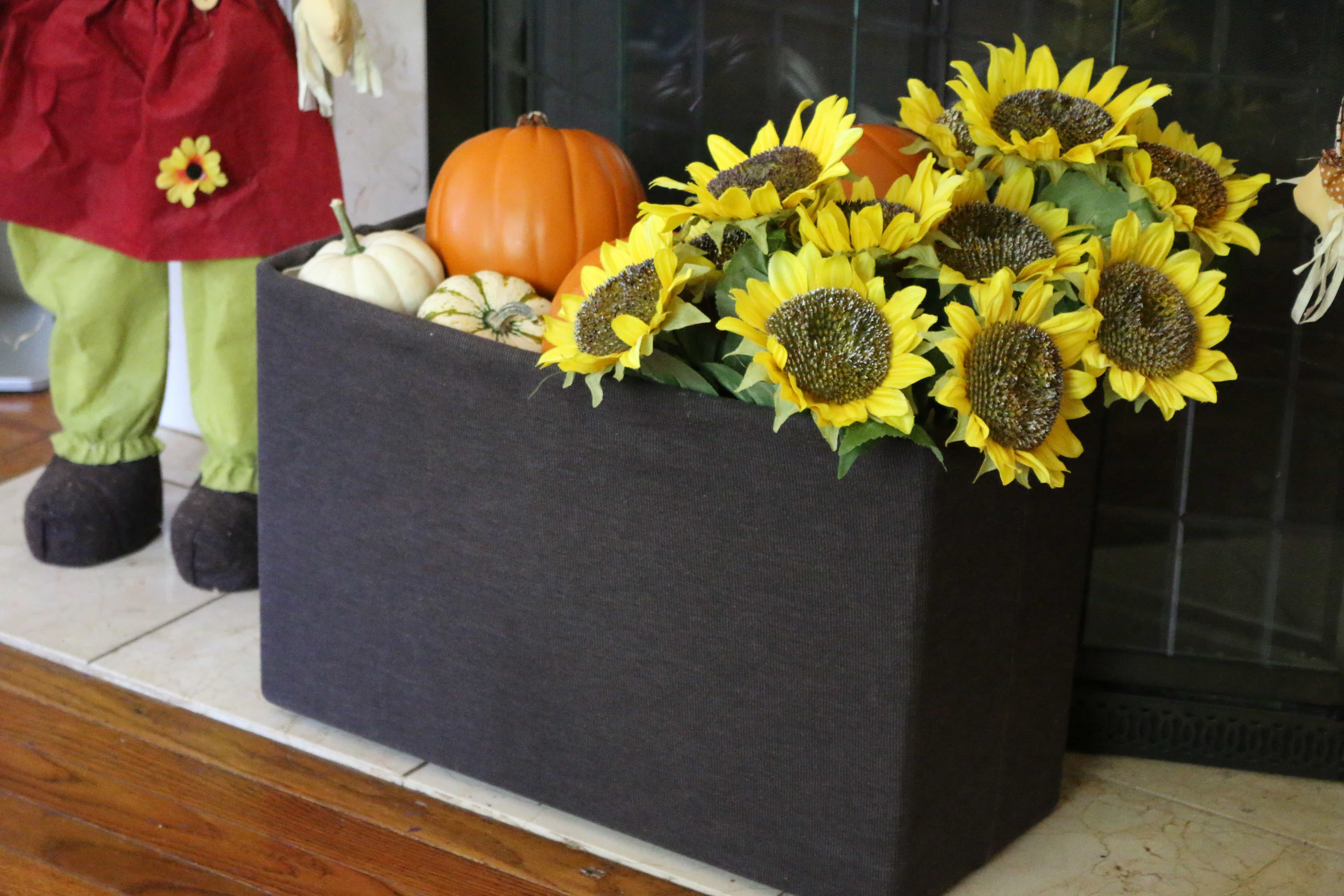 IMG 0011 - Decorative Box for Fall