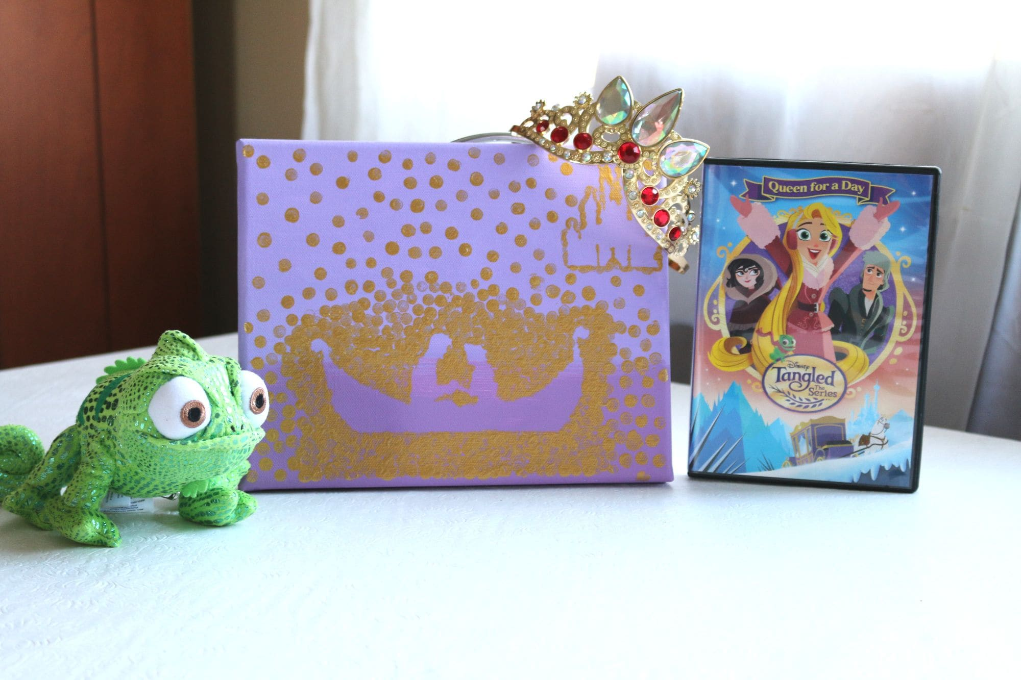 Disney-Tangled-The-Series-Queen-for-a-Day-DVD