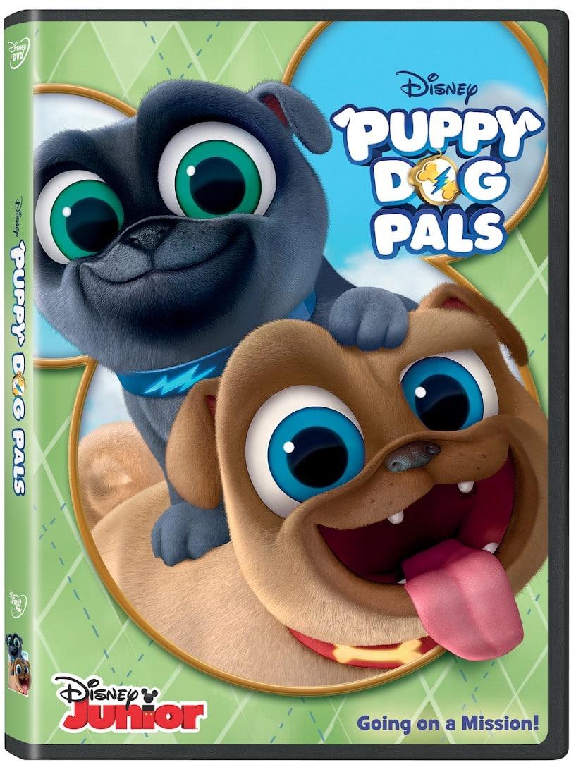 Puppy Dog Pals - Puppy Dog Pals en Disney DVD