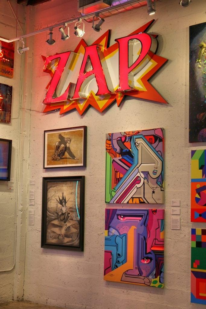 Enlight1198 683x1024 - Wyndwood Walls Miami : Una Galeria de arte al aire libre