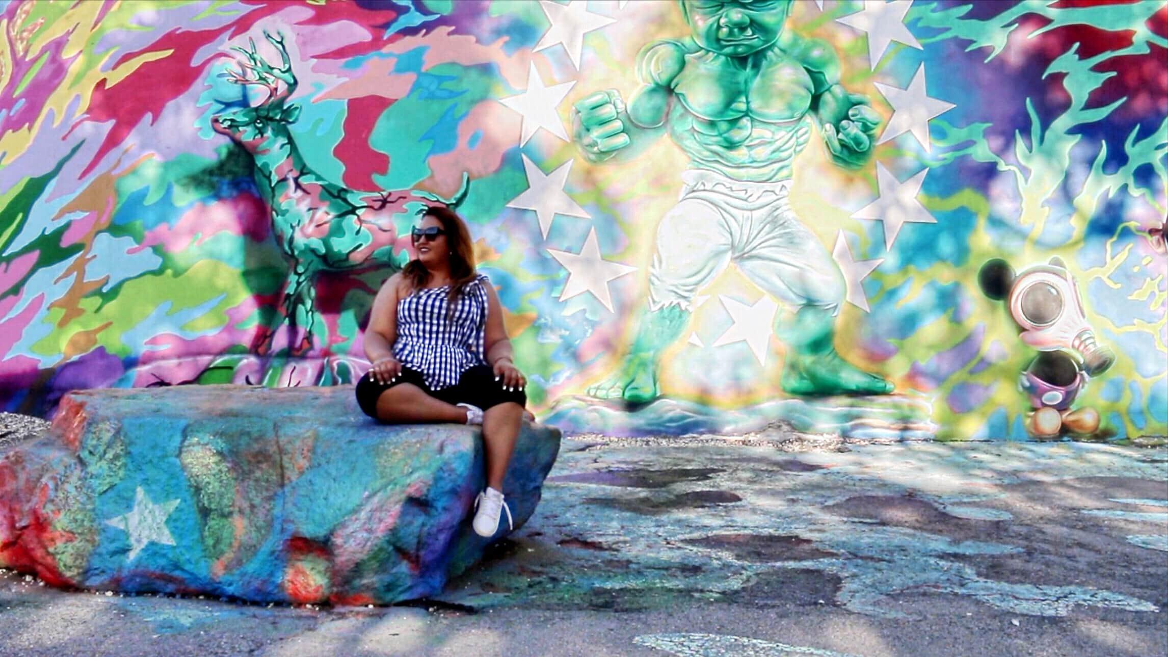 Enlight1209 - Wyndwood Walls Miami : Una Galeria de arte al aire libre