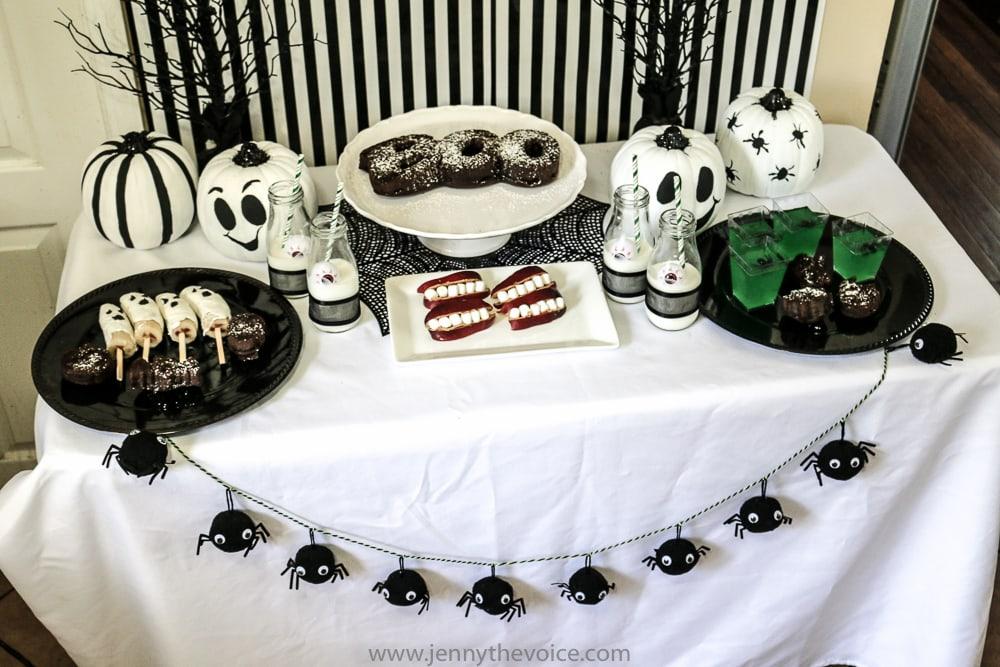 Decoracion-fiesta-de-Halloween-para-niños