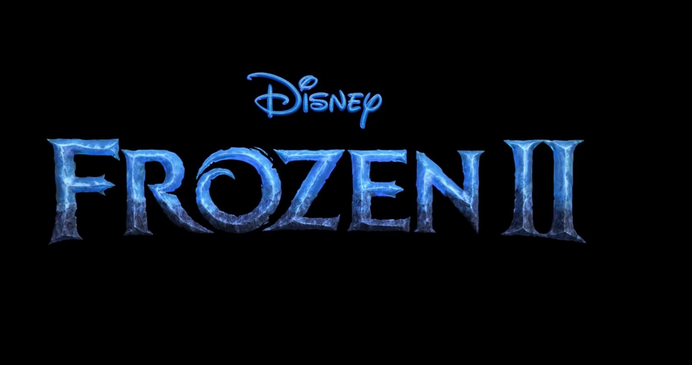 Frozen 2 en cines Noviembre 2019