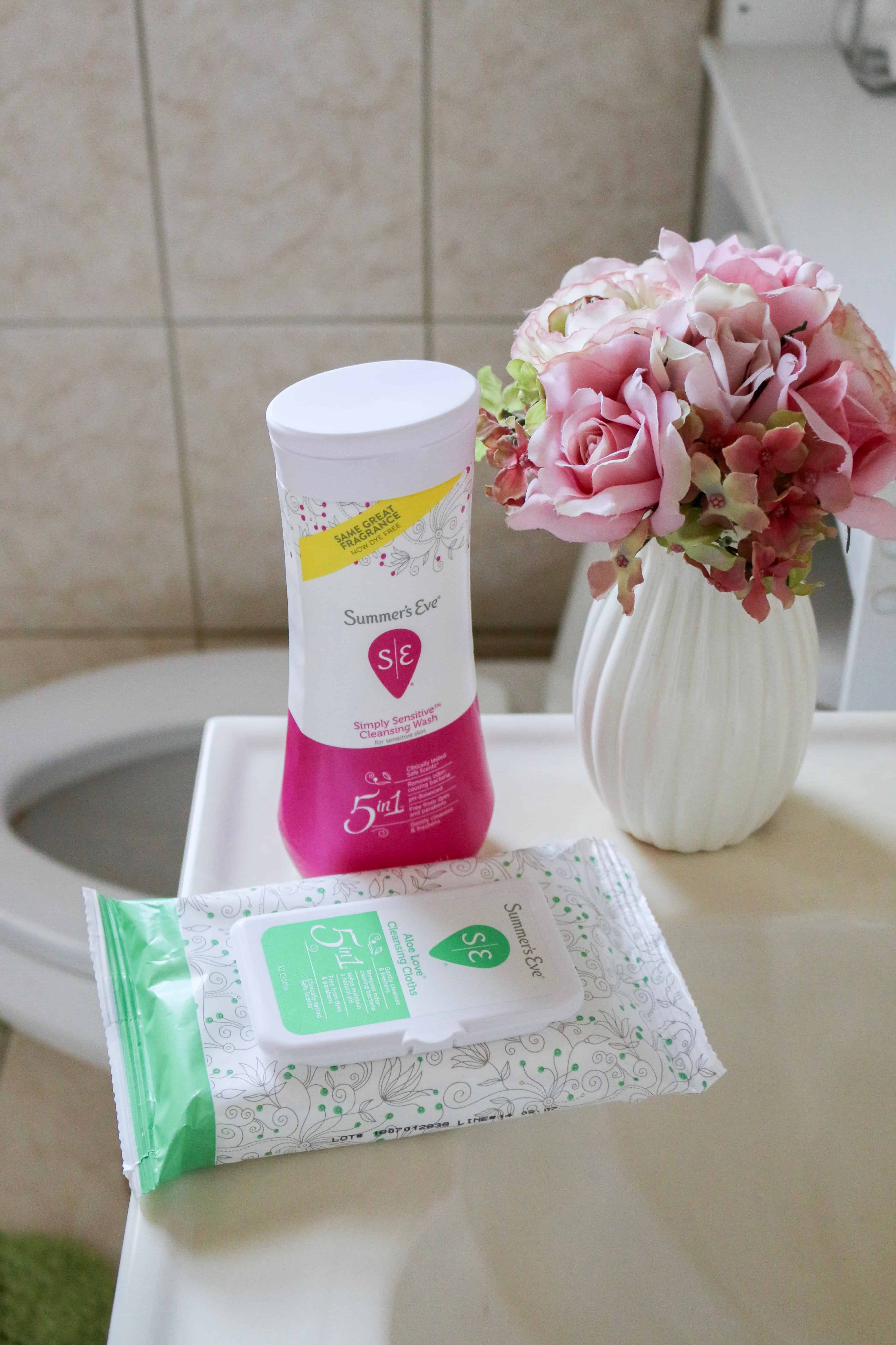 Summers Eve Products 6 - A New Season , a Fresh Start with Summer's Eve® products