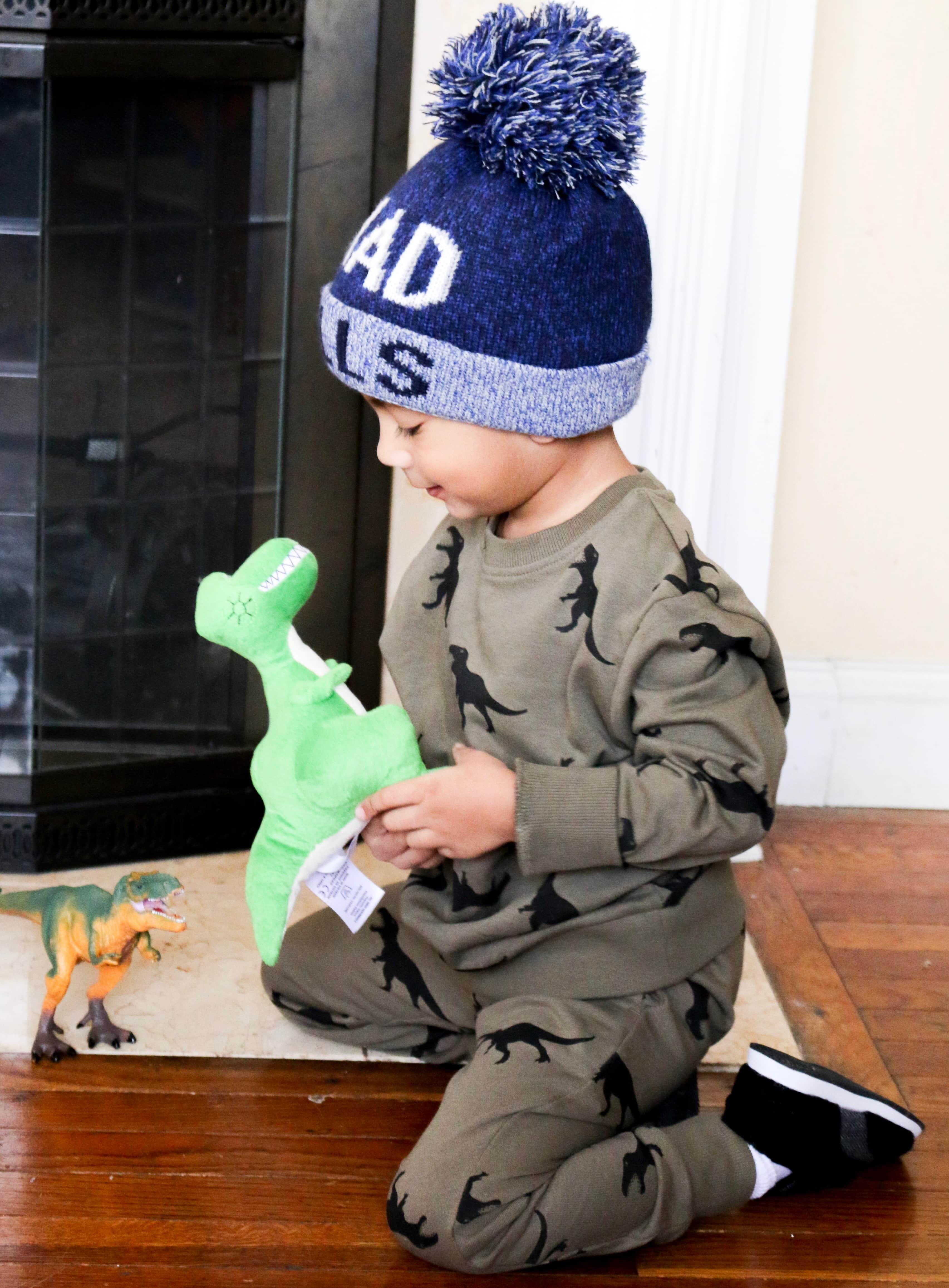 Dinosaur kids outfit