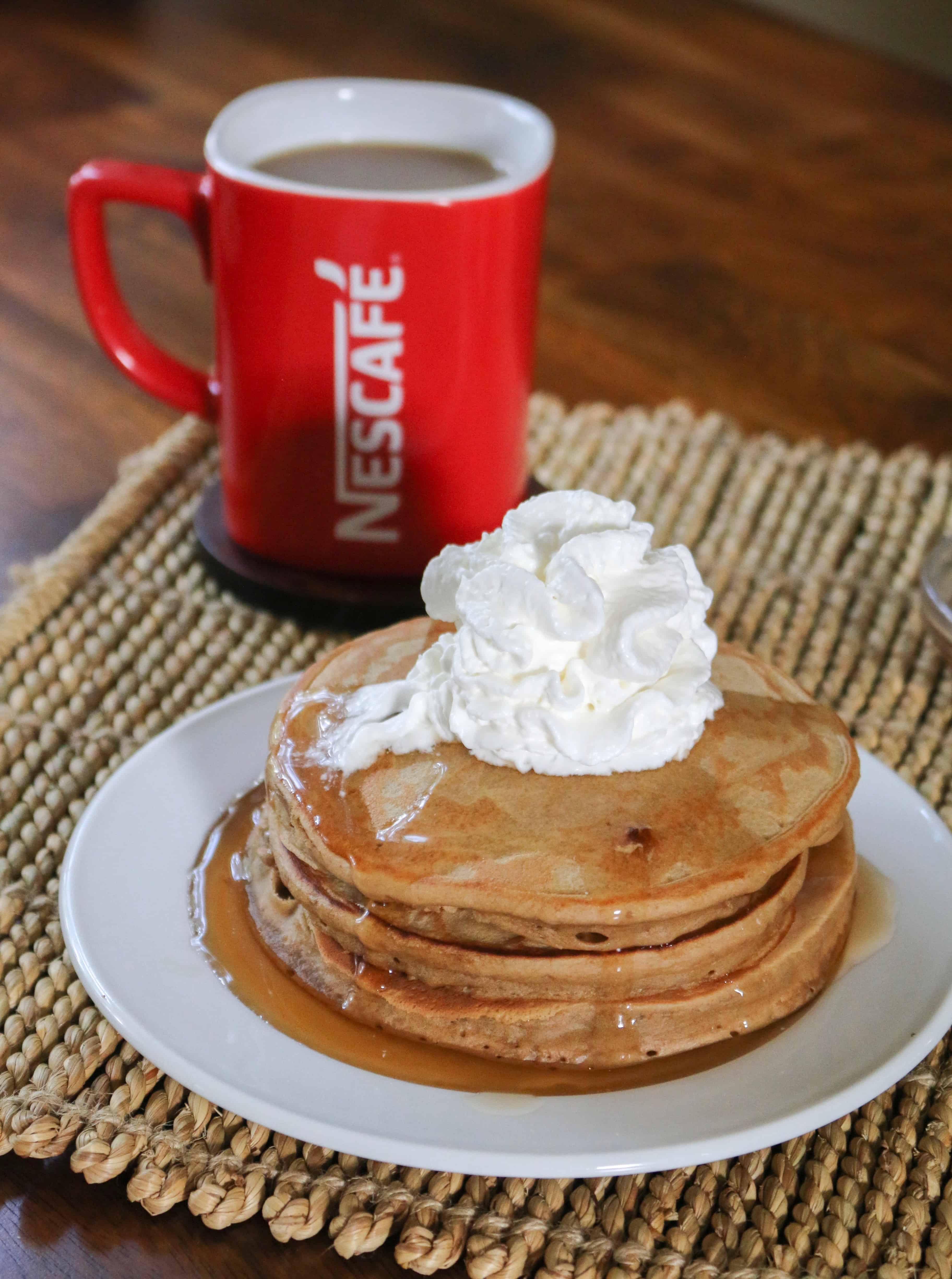 Cappuccino Pancakes recipe 5 - Cappuccino Pancakes