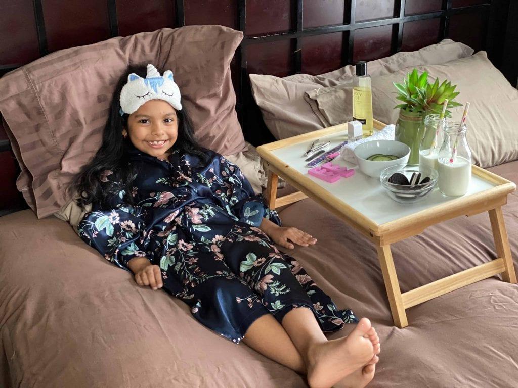 Spa para niñas en casa 3 1024x768 - Spa para niñas en casa