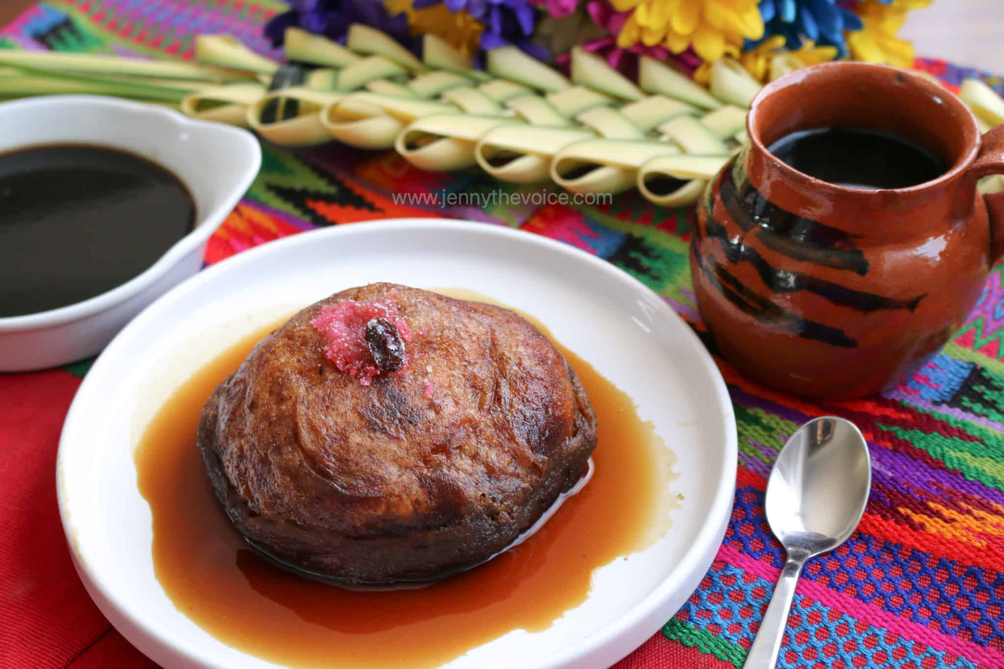 Receta Torrejas Guatemaltecas