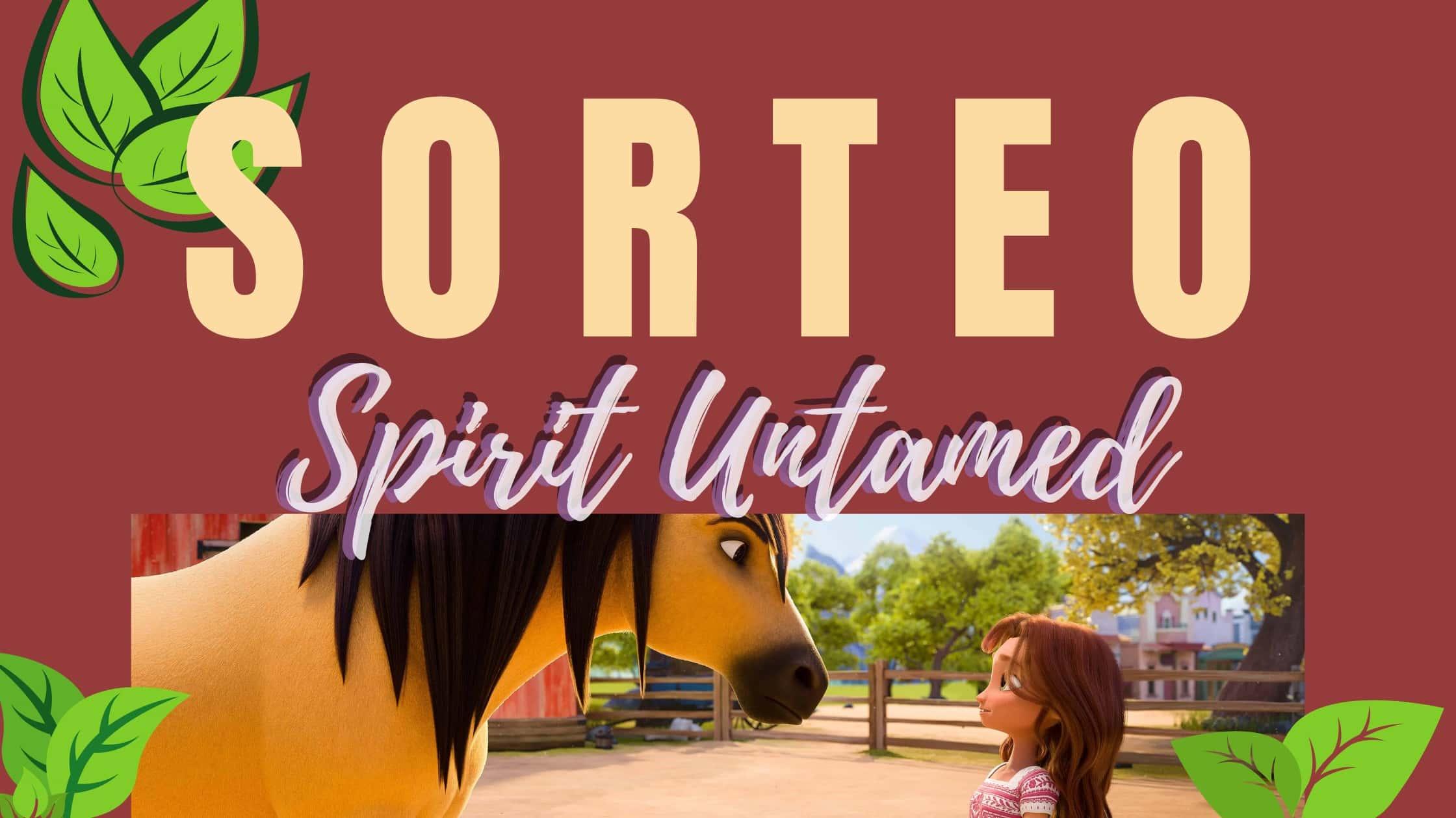 spirit untamed estreno junio 2021
