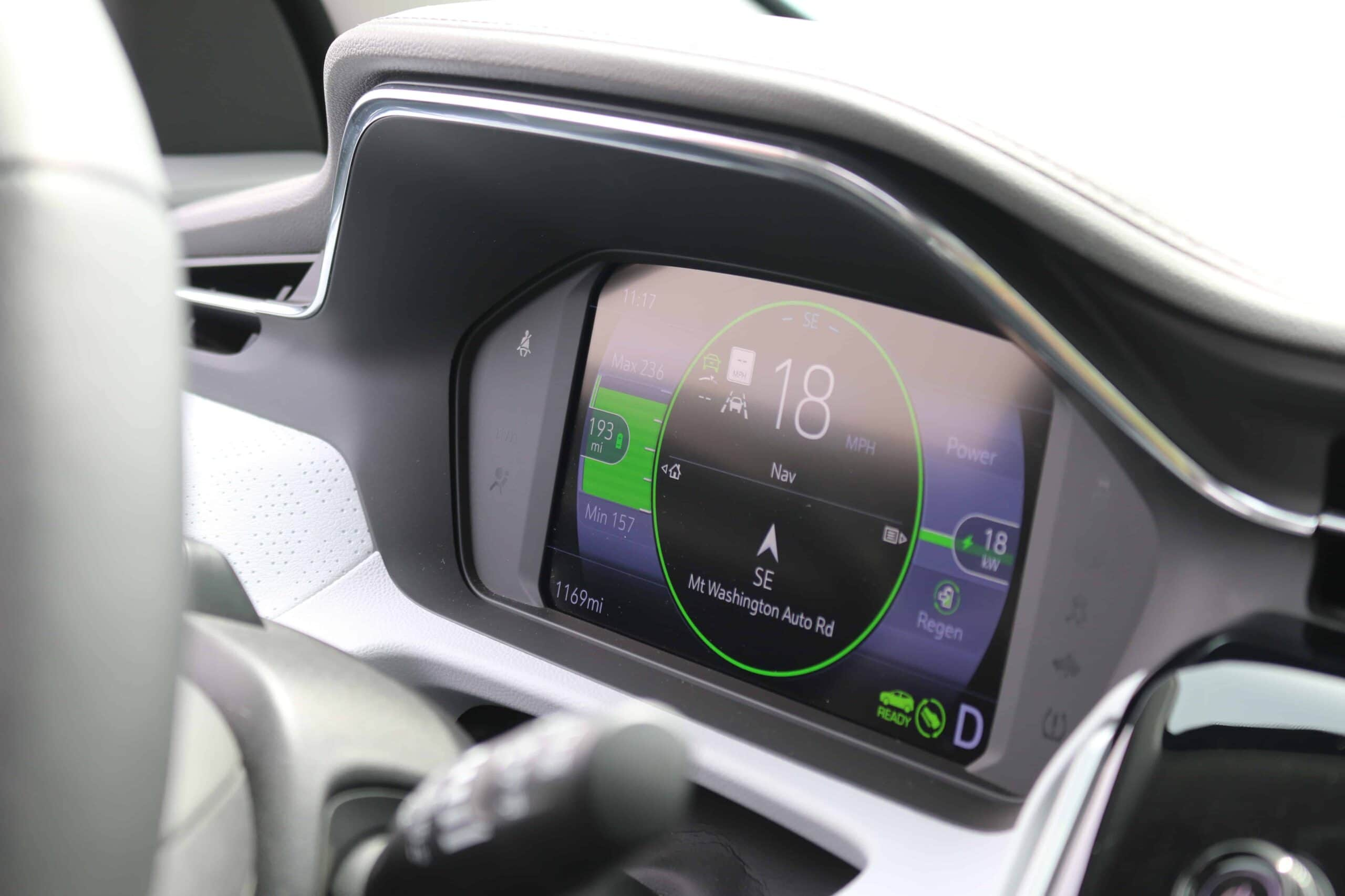 Chevrolet Bolt EUV 2022 bateria regargable